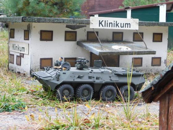 BTR-80 on Röthenbach
