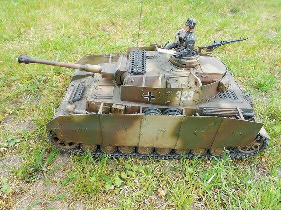 HL Panzer IV Ausführung G 1/16 RC