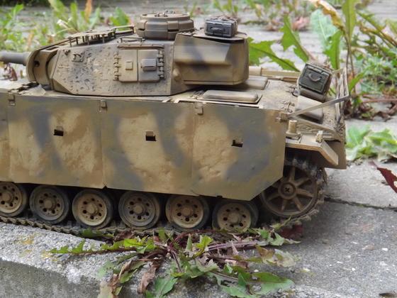 Panzer 3 mit umbauten
