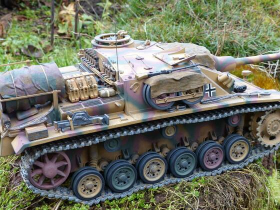 Sturmgeschütz III Ausf. G spät