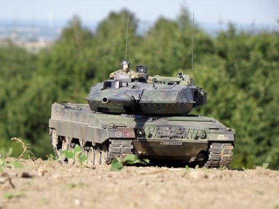 Leopard 2A6 Torro HL Juli 2018