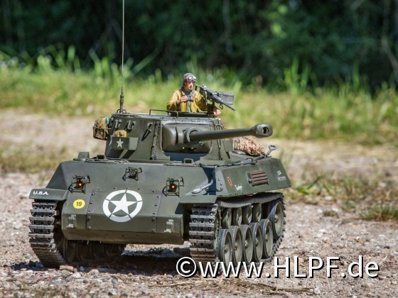 M18 Hellcat tankdestroyer