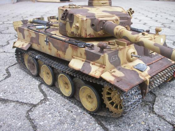 """Tiger S33 2.SS-Pz.DIv. """"Das Reich"""""""