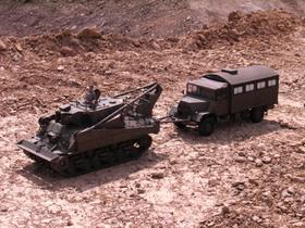 Bergepanzer M74