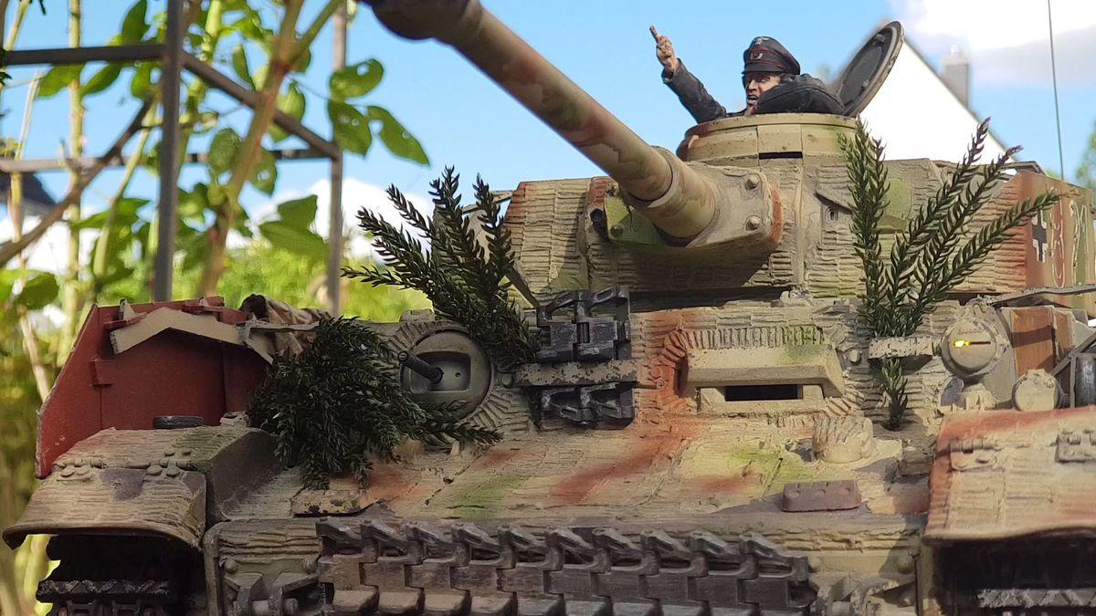 Tamiya Panzer IV