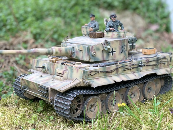 Tiger 323