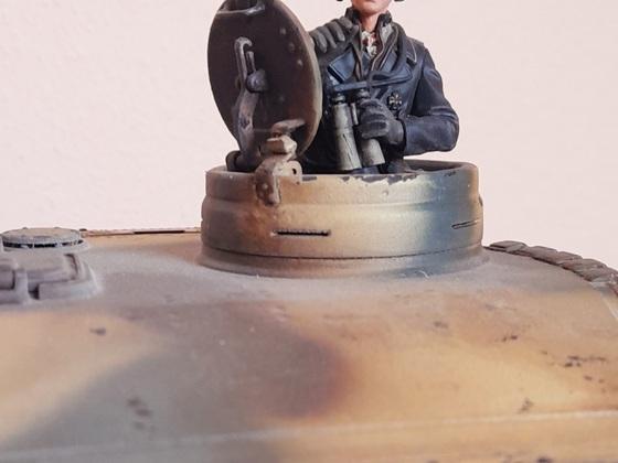 Kommandant Tiger I