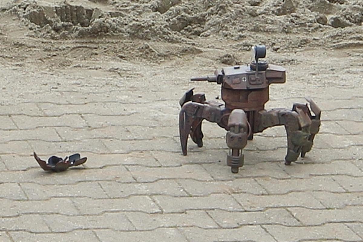 Robo-Tank...