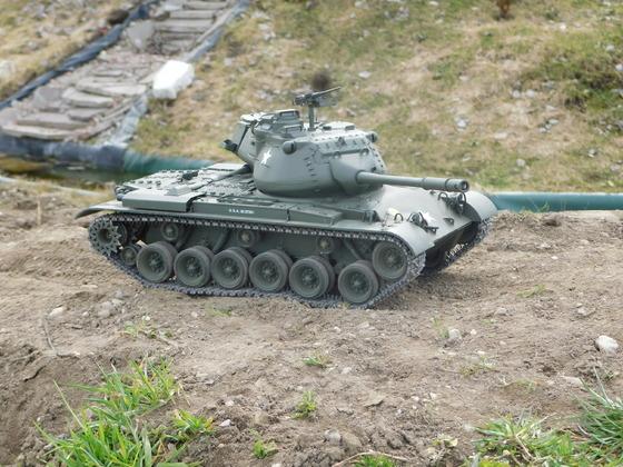 M47 auf Grafing 3