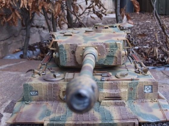 Mein erster Panzer