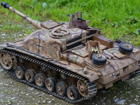 Stug III der 17 SS Panzerdivison Götz von Berlichingen