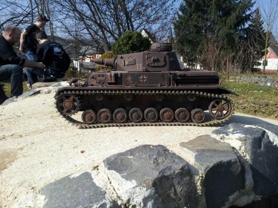 Panzer IV E