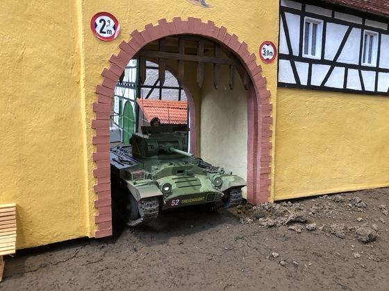 Britischer Infantriepanzer Valentine Mk. II