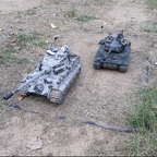 Tiger I und Tiger II