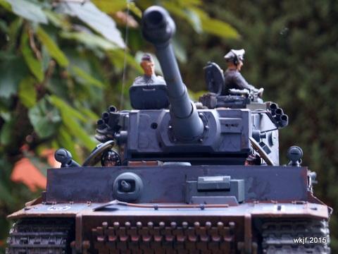Mein erster Panzer Tiger 1 HL