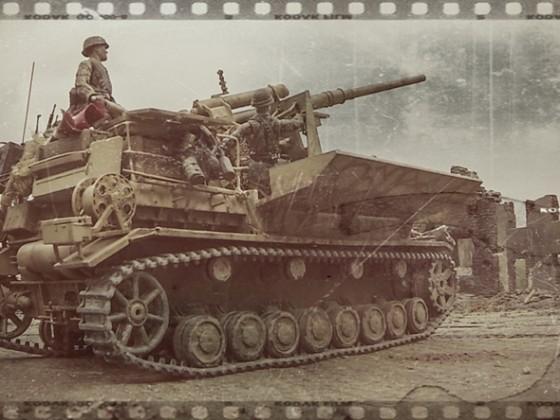 """Panzer IV """"Möbelwagen"""""""
