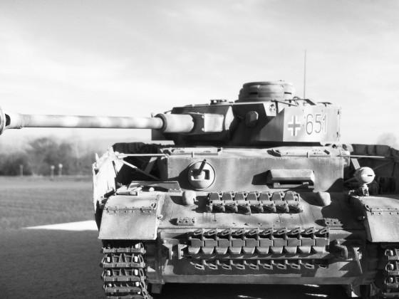 Panzer IV Ausf. H Trumpeter-Umbau