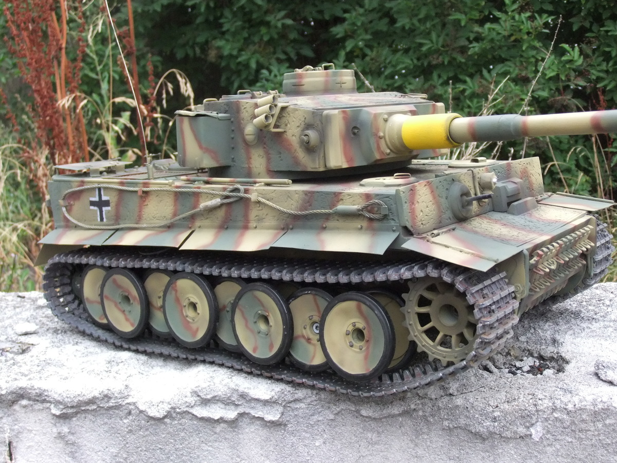 "Tiger I ""Louise"""