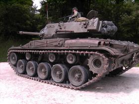 Leichter Kampfpanzer M41 Walker Bulldog