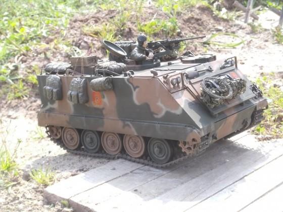 M113 in Wächtersbach