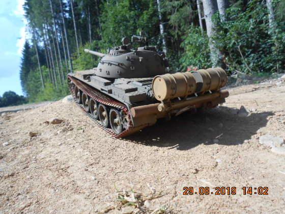 Mein T - 55 (NVA)
