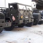Lastwagen Bundeswehr