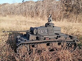 Panzer III Belgorod Frühjahr 1943