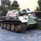 Panther in Sonderlackierung