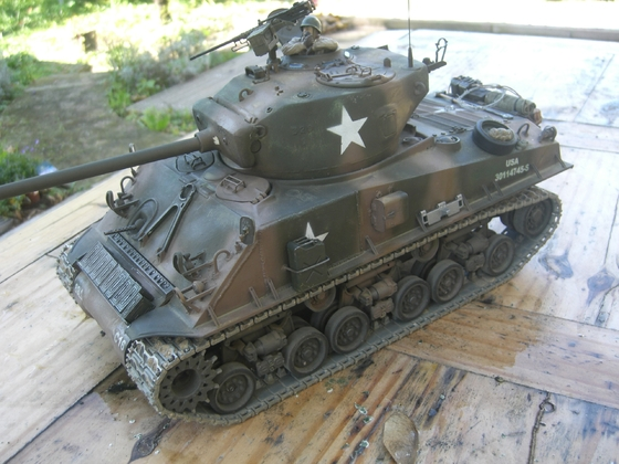 Sherman Korea 1951
