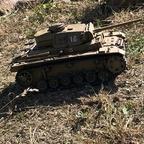 Panzer 3 im Gelönde