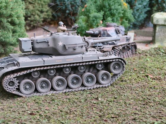 M45 auf dem Weg....