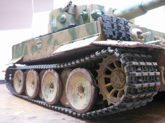 Tiger 1311 LSSAH Michael Wittmann #4