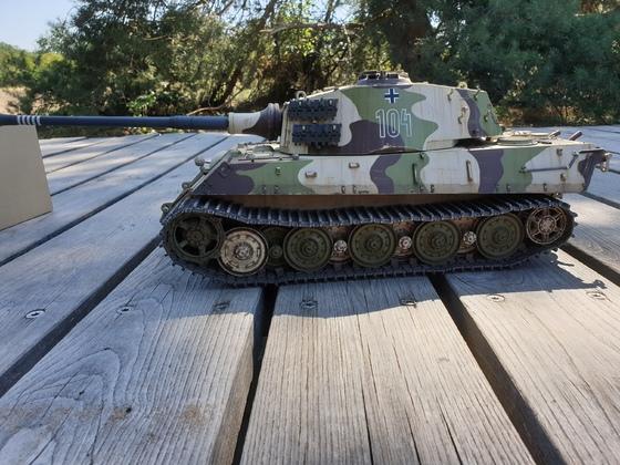 Königstiger s.SS.Panzerabteilung 503 - April 1945 (Tamiya)