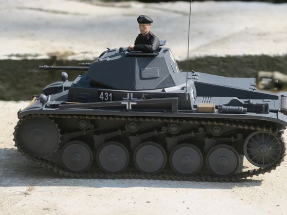 Pz. II Ausf C