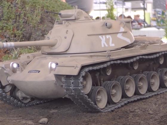 M48A2C - IDF Magach 2