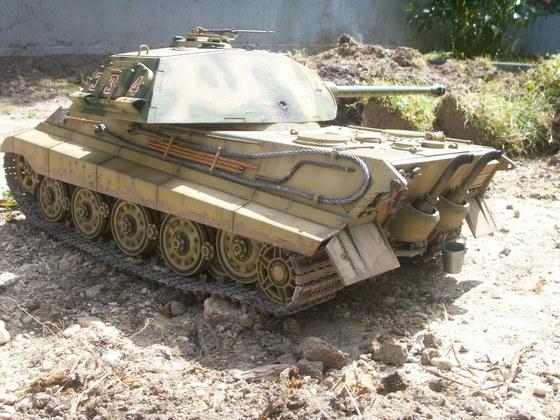 Tiger Ausf. B 334