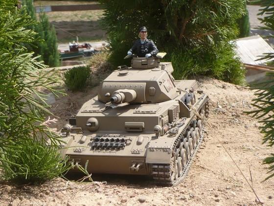 Panzer IV F1