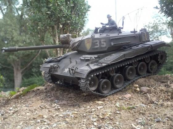 M41 in Wächtersbach