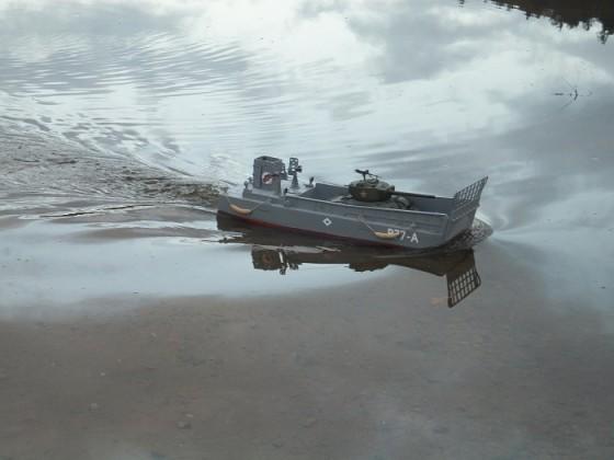 LCM 3 im Einsatz